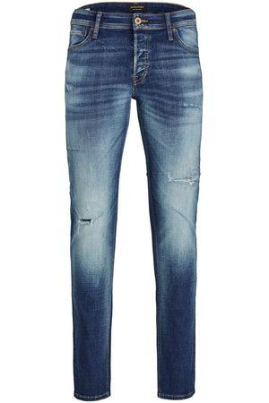 """jack & jones Glenn Original Ge 891 Slim Fit Jeans Mænd Blue"""",""""Brown"""