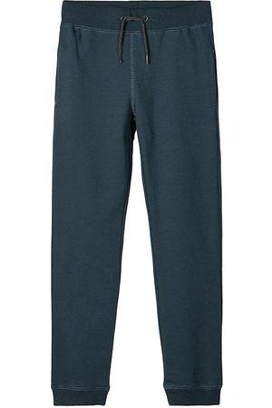 NAME IT Joggingbukser - Sweatpants - Noos - NkmSweat - Midnight Navy