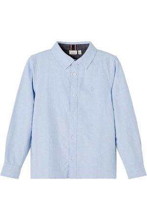 NAME IT Langærmede skjorter - Skjorte - Noos - NkmNewsa - Campanula