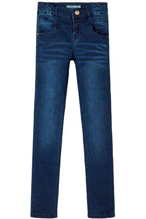 NAME IT Jeans - Jeans - Noos - NkfPolly - Dark Blue Denim