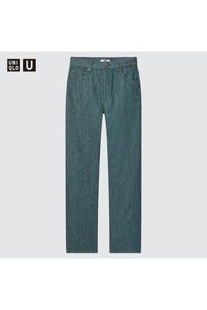 UNIQLO Kvinder High waist - Women U High Rise Regular Fit Straight Leg Jeans