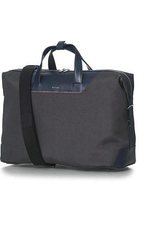 Paul Smith Mænd Weekendtasker - Holdall Travelbag Grey