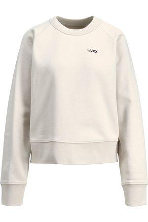 jack & jones Jxcaitlyn Økologisk Bomuld Sweatshirt Kvinder