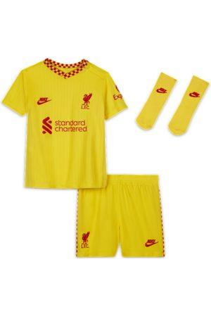 Nike Liverpool FC 2021/22 Third-sæt til babyer/småbørn