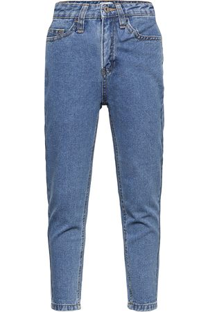 Grunt Mom Authentic Blue Jeans