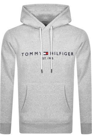 Tommy Hilfiger Mænd Sweatshirts - Logo Hoodie