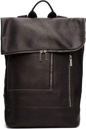 Rick Owens Mænd Rygsække - Black Duffle Backpack