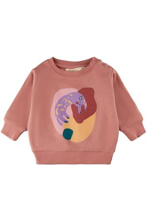Soft Gallery Sweatshirts - Sweatshirt - SGIstanbul Buzz - Cameo Brown