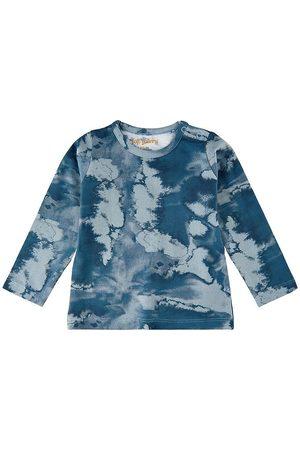 Soft Gallery T-shirt - SGIrim Bella - Baby - Dusty Blue