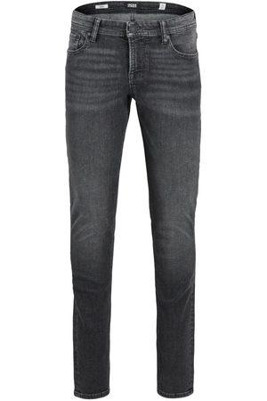 """JACK & JONES Boys Glenn Original Slim Fit Jeans Mænd Black"""",""""Brown"""