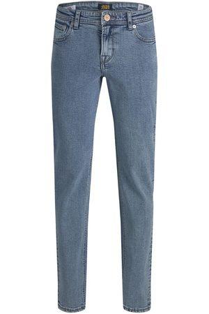 """JACK & JONES Boys Glenn Original Na 621 Slim Fit Jeans Mænd Blue"""",""""Brown"""