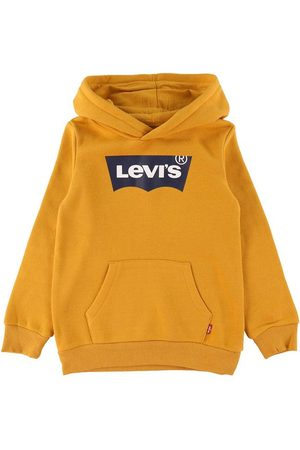 Levis Sweatshirts - Hættetrøje - Golden Spice