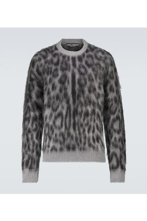 Dolce & Gabbana Leo wool-blend sweater