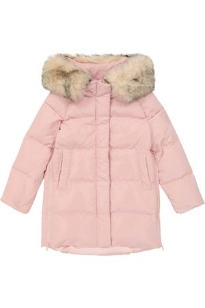 Monnalisa Quilted down coat