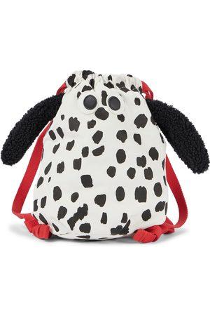 STELLA McCARTNEY Kids Dalmatian print backpack