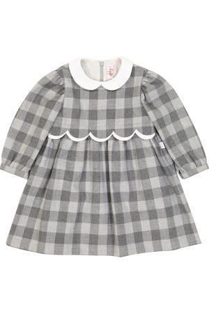 Il Gufo Baby checked dress