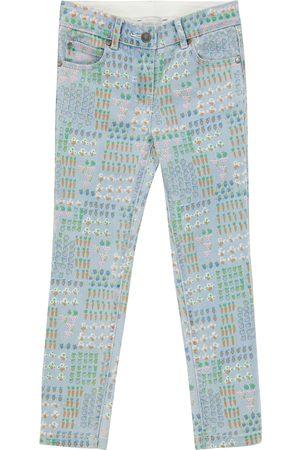 STELLA McCARTNEY Kids Piger Jeans - Printed jeans