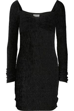 Rebecca Vallance Senna long-sleeved minidress