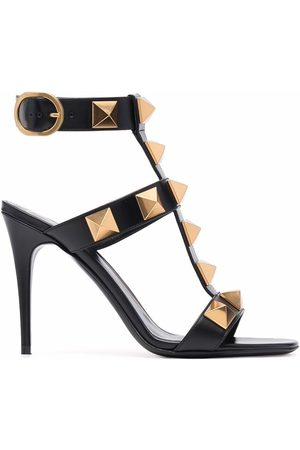 Valentino Garavani Kvinder Pumps sandaler - Roman Stud high-heel sandals