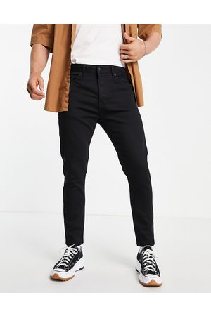 Topman Tapered jeans med stretch i