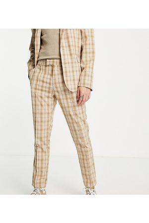 Reclaimed Inspired - Couture-bukser i ternet-Multifarvet