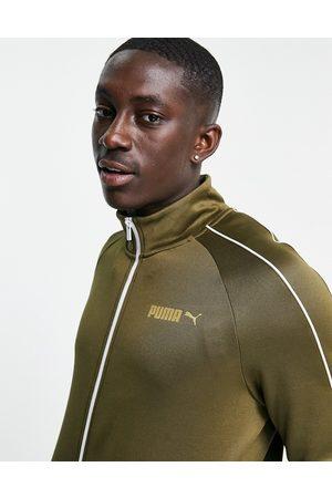 Puma Træningsjakke i ruskind