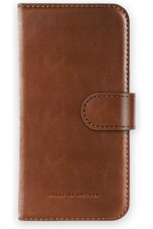 IDEAL OF SWEDEN Mænd Mobil Covers - Magnet Wallet+ iPhone 11 Brown