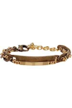 D'heygere Braided Bracelet