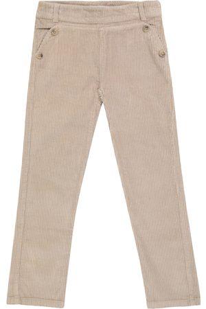 Tartine et Chocolat Stretch-cotton corduroy pants