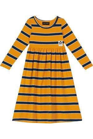Mini Rodini Striped long-sleeved dress