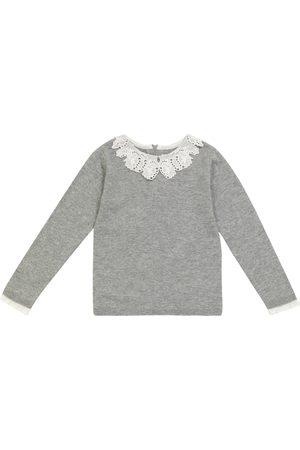 Tartine et Chocolat Knitted wool sweater