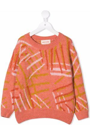 Bobo Choses Abstract print jumper