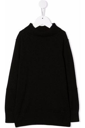 Paolo Pecora Plain black sweatshirt