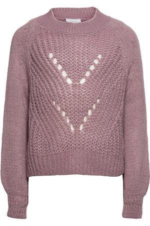 Grunt Børn Strik - Mall Knit Pullover Striktrøje