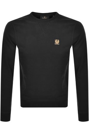 Belstaff Mænd Sweatshirts - Crew Neck Sweatshirt
