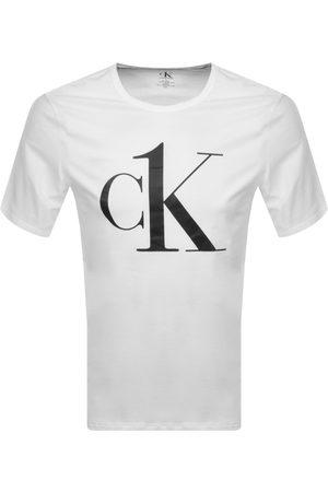 Calvin Klein Lounge Logo T Shirt