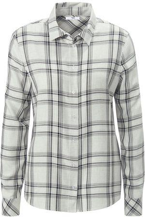 Peter Hahn Skjorte 100% viskose Fra grå