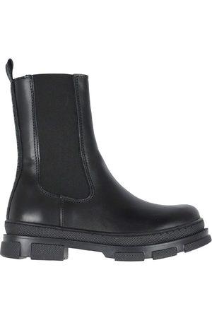 Steve Madden Støvler - Støvler - Jfilina - Black Leather