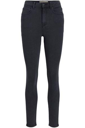 jack & jones Jxvienna Hw Ns1006 Skinny Fit Jeans Kvinder Black; Brown
