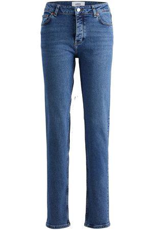 jack & jones Jxseoul Mw Cc3002 Straight Fit Jeans Kvinder