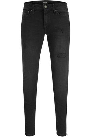 jack & jones Tom Original Na 419 Skinny Fit Jeans Mænd Black; Brown