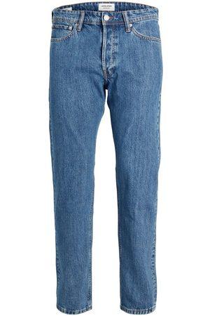 jack & jones Chris Original Na 412 Loose Fit Jeans Mænd Blue; Brown