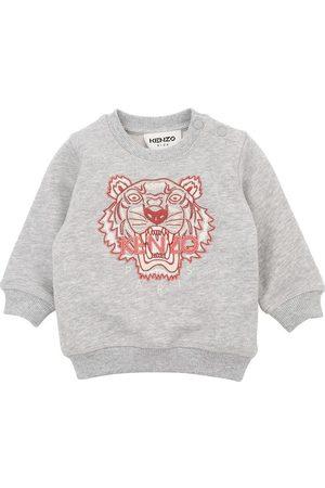 Kenzo Sweatshirts - Sweatshirt - Gråmeleret m- Tiger