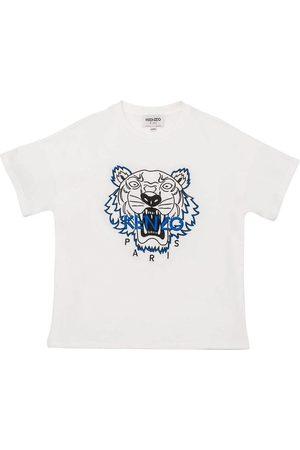Kenzo Kortærmede - T-shirt - Off White