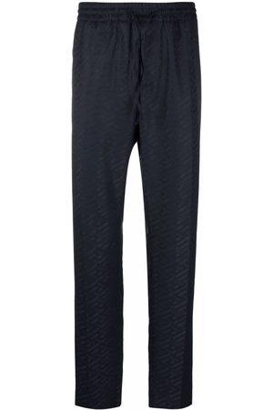 Versace Mænd Joggingbukser - Greca-print trousers
