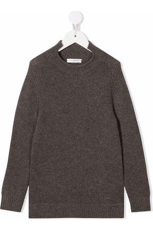 Paolo Pecora Purl-knit merino wool