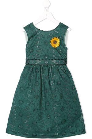 Familiar Piger Kjoler - Sunflower kjole med svaj