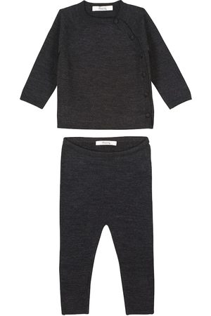 Bonpoint Baby Taddeo sweater and pants set