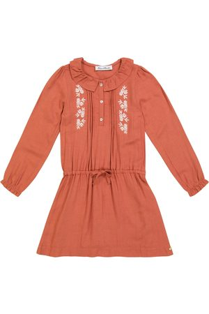 Tartine et Chocolat Embroidered dress