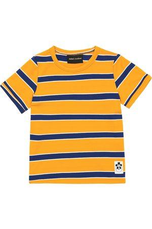 Mini Rodini Striped short-sleeved T-shirt